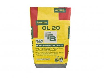 2383 flexibilni lepidlo na obklady a dlazbu bralep ol 20 c2te s1 25 kg