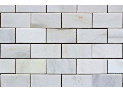 Kamenný mozaika z mramoru NH210 1367